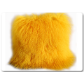 Sleeping Mongolian Lamb Fur Pillows Cases